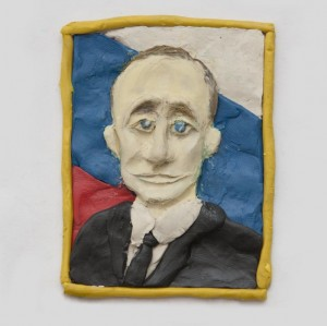 Пластилиновый Путин